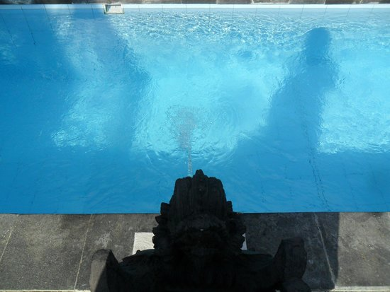 Bali Breeze Bungalows: Wonderful pool to come back to