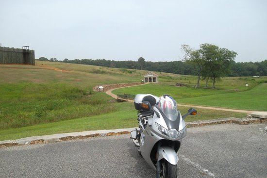 Andersonville National Historic Site and National Prisoner of War Museum: Vista