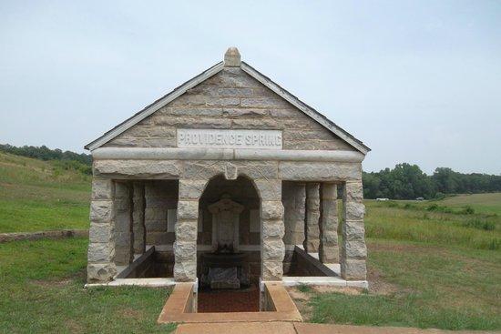 Andersonville National Historic Site and National Prisoner of War Museum: Providence Spngri