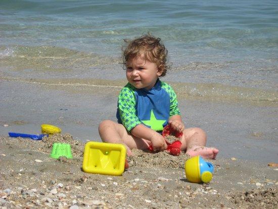 Ionian Princess : beach