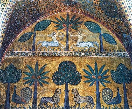 Palazzo dei Normanni: Sala di Re Ruggero