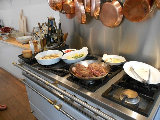 The Cook's Atelier: more cooking fun
