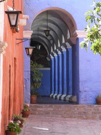 Monasterio de Santa Catalina: Santa Catalina