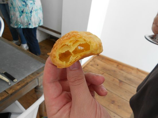 The Cook's Atelier : yummy cheese puffs that we made