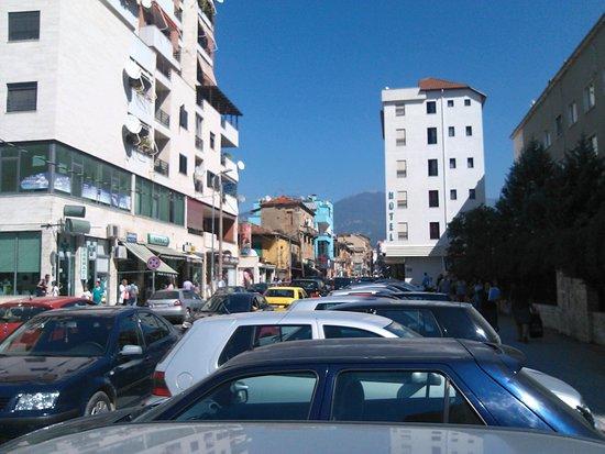 Trip'n'Hostel : улица, где расположен хостел