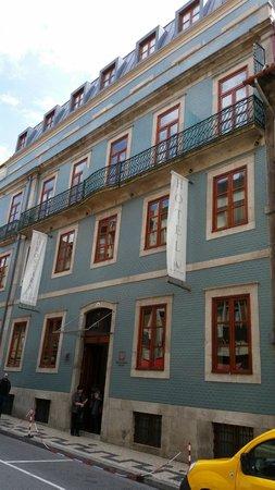 Eurostars Das Artes Hotel, Porto.