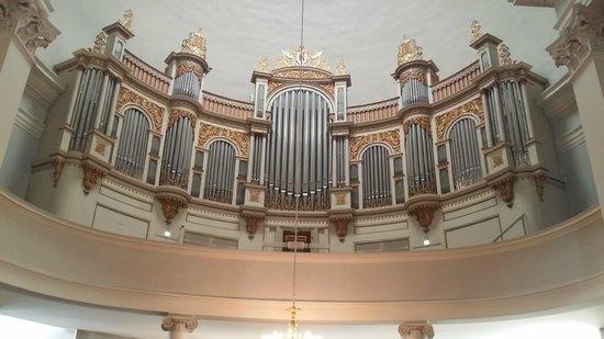 Helsinki Cathedral: Organo Catedral Luterana