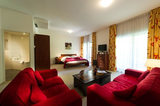 Hôtel Marso : Suite Magnolia