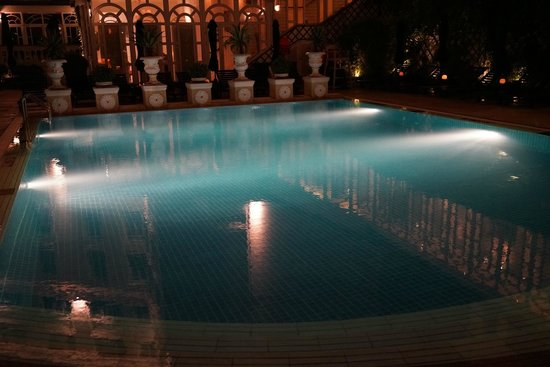 Sofitel Legend Metropole Hanoi : pool