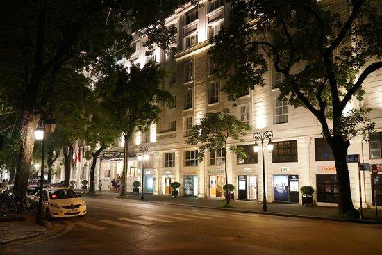 Sofitel Legend Metropole Hanoi : Street view