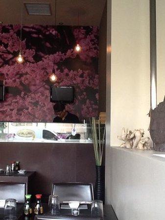 I-Sushi : il cuoco