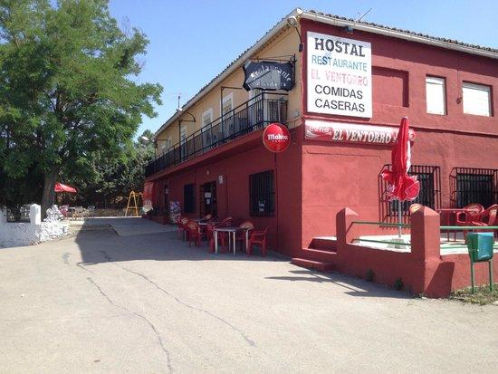 Hostal Restaurante El Ventorro