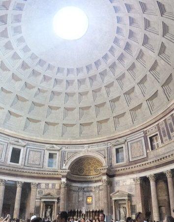Pantheon: Coupole du Panthéon