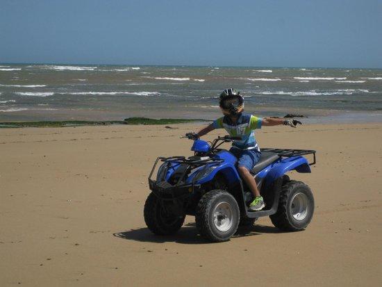 Essa-Evasion: Course sur plage