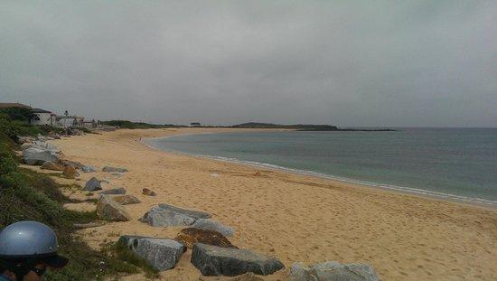 Penghu Islands: 望安沙灘