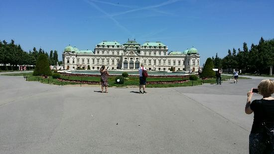 Belvedere Palace Museum: Photo of Belvedere Palace and Museum taken with TripAdvisor City Guides