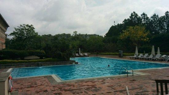 Hyatt Regency Kathmandu: The pool