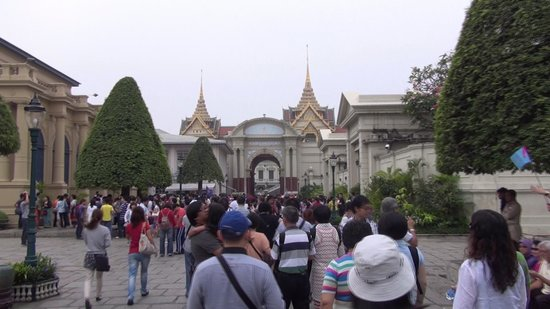 The Grand Palace: Königs Palast