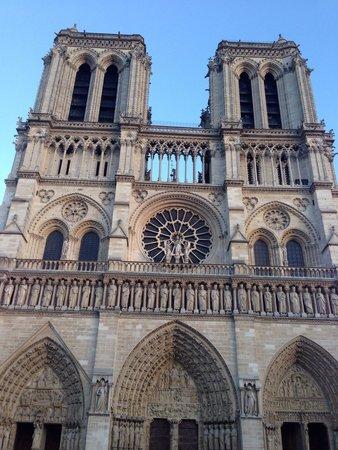 Notre-Dame de Paris: Nice shot