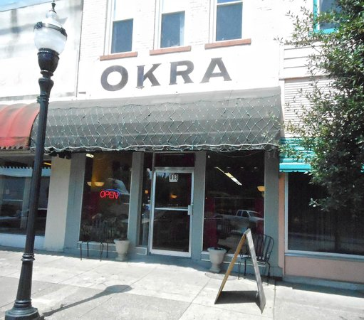 Okra: Store front