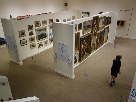 Museum London: The Visible Storage Space on the Lower Level