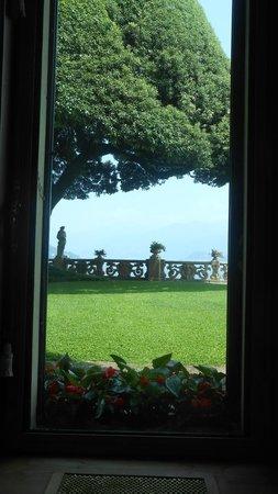 Villa del Balbianello: Vista dall'interno