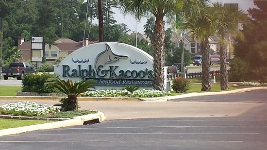 Ralph & Kacoo's : Good food within walking distance of our hotel.