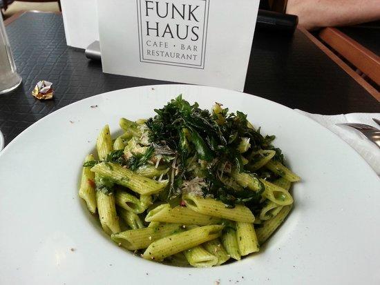 Funkhaus - Café, Bar, Restaurant: Simply Delicious