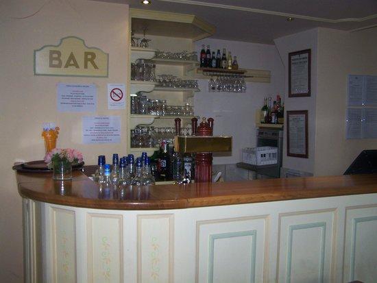 Grand Hôtel des Bains : le bar