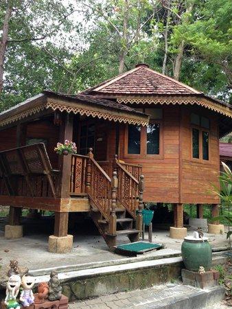 Vongdeuan Resort: Thai house