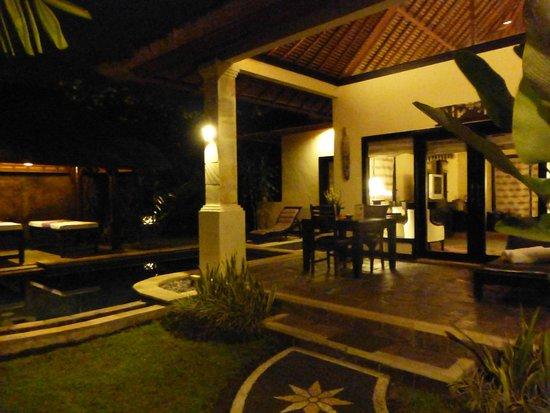 Furama Villas & Spa Ubud : la chambre-villa