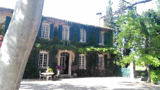 Domaine de Rhodes : Magnifique demeure