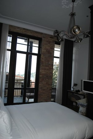 Georges Hotel Galata: Room