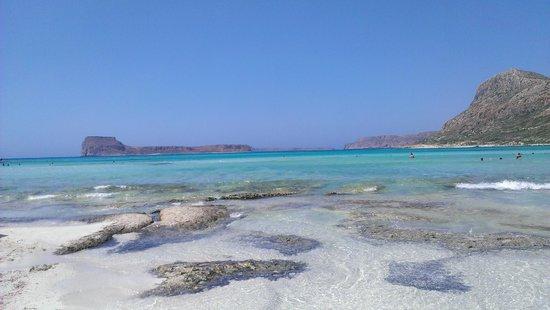 Balos Lagoon : красота