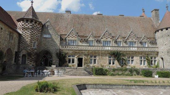 Hattonchatel Chateau : Le Château, vue générale