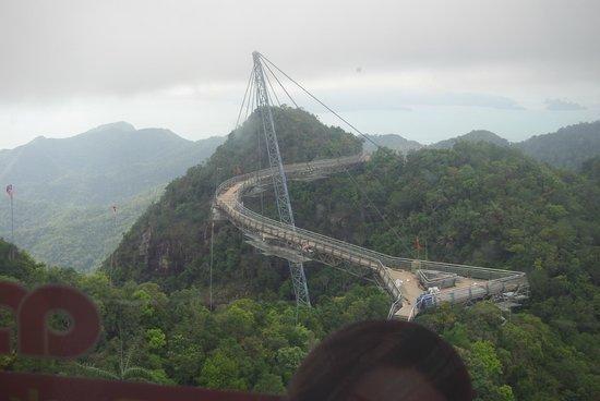 Langkawi Cable Car (Panorama Langkawi Sdn Bhd): Sky Bridge