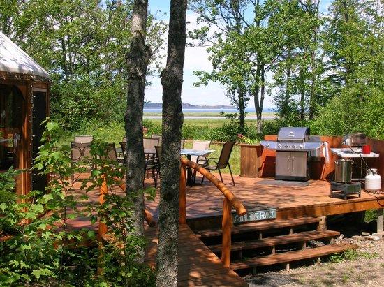 Castalia Marsh Retreat