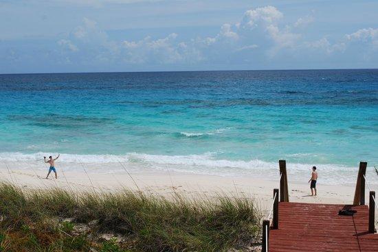 St Francis Resort: Beach