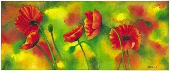 I Colori di Dentro di Maria Grazia Luffarelli: Brezza Estiva