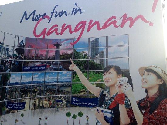 "InterContinental Seoul COEX: ""Oppan Gangnam Style"""