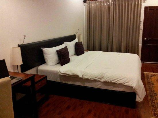 Mandala Boutique Hotel : Deluxe Room