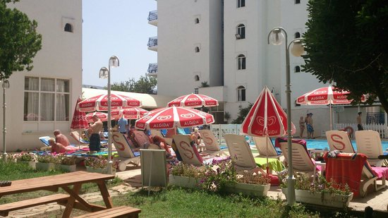 Serin Hotel : Great place
