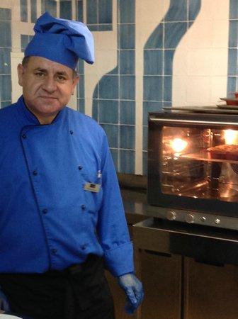 H10 Vintage Salou: Chef Antonio