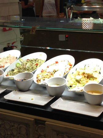 H10 Vintage Salou: Choice of dishes