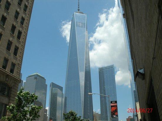 Mémorial du 11-Septembre : A Beautiful Tribute!
