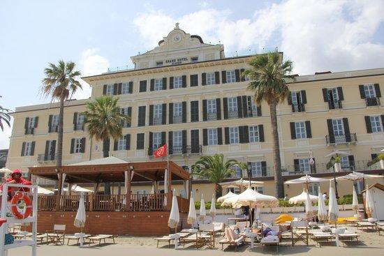 Grand Hotel Alassio : имиджмейкер Софья Белка