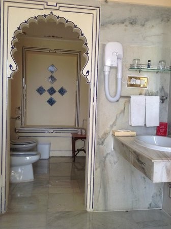 Shiv Niwas Palace: Bagno
