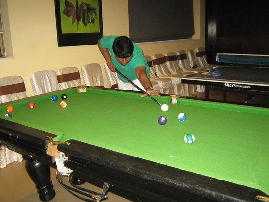 Citrus Hotel Lonavala: Gaming Room
