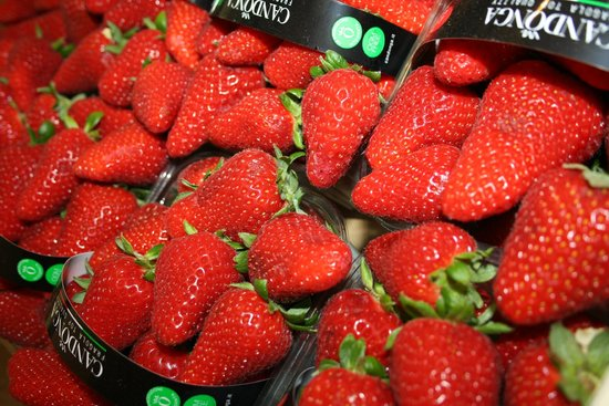 Fragole Top Quality