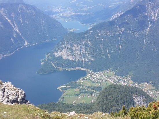 Moserwirt : View from the Dachstein Mountain